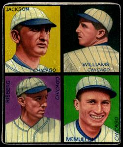 Picture of Helmar Brewing Baseball Card of Fred McMullen, card number 2 from series R321-Helmar