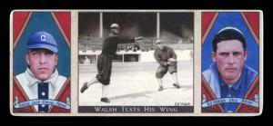 Picture of Helmar Brewing Baseball Card of Ed WALSH (HOF), card number 13 from series T202-Helmar