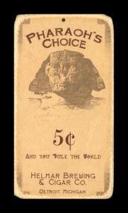 Picture, Helmar Brewing, T206-Helmar Card # 10, Ty COBB (HOF); Honus WAGNER (HOF);, Shaking Hands, Multiple