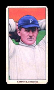 Picture of Helmar Brewing Baseball Card of Howie Camnitz, card number 195 from series T206-Helmar