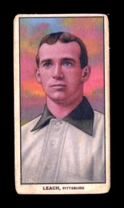 Picture of Helmar Brewing Baseball Card of Tommy Leach, card number 217 from series T206-Helmar