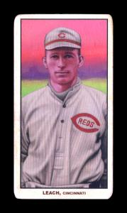 Picture of Helmar Brewing Baseball Card of Tommy Leach, card number 260 from series T206-Helmar