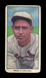 Picture of Helmar Brewing Baseball Card of Daffy Dean, card number 430 from series T206-Helmar