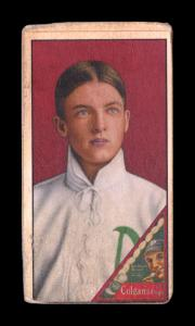 Picture of Helmar Brewing Baseball Card of Christy MATHEWSON (HOF), card number 436 from series T206-Helmar