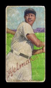 Picture of Helmar Brewing Baseball Card of Josh GIBSON (HOF), card number 511 from series T206-Helmar