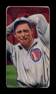 Picture of Helmar Brewing Baseball Card of Ed WALSH (HOF), card number 543 from series T206-Helmar