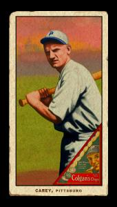 Picture of Helmar Brewing Baseball Card of Max CAREY, card number 76 from series T206-Helmar