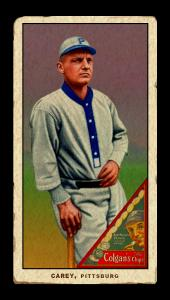 Picture of Helmar Brewing Baseball Card of Max CAREY, card number 77 from series T206-Helmar