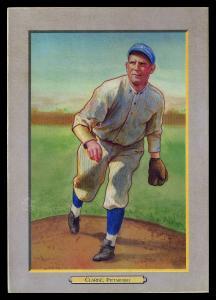 Picture of Helmar Brewing Baseball Card of Fred CLARKE (HOF), card number 65 from series T3-Helmar