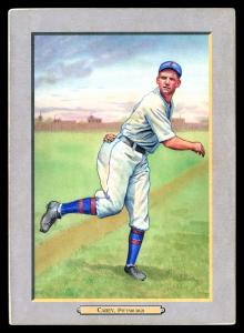 Picture of Helmar Brewing Baseball Card of Max CAREY, card number 66 from series T3-Helmar