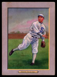 Picture of Helmar Brewing Baseball Card of Eddie Cicotte, card number 71 from series T3-Helmar