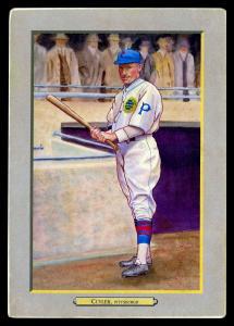 Picture of Helmar Brewing Baseball Card of Kiki CUYLER (HOF), card number 80 from series T3-Helmar